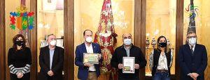 El Ayuntamiento de Orihuela recibe la Medalla de Oro del Círculo Intercultural Hispano Árabe 2019