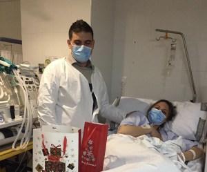 Paula, la primera recién nacida de la provincia de Alicante es de Callosa de Segura