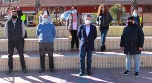 El Ayuntamiento de Rafal emplea a diez personas con ayudas de 120.377,6 euros de la Generalitat a través de Labora