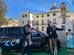 Orihuela ya es la ciudad con más puntos de recarga públicos para vehículos eléctricos de la Comunidad Valenciana