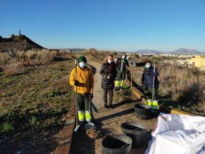 El Centro Especial de Empleo de ADIS se ocupará de la limpieza de zonas comunes y mantenimiento de jardines en Rojales