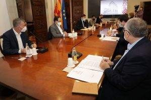 Ximo Puig anuncia 105 millones de euros en ayudas directas para empresas, autónomos y trabajadores en situación de ERTE