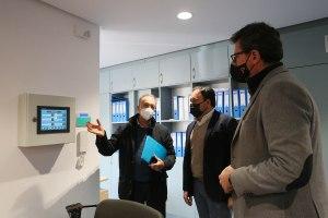 La Diputación reabre la Agencia Comarcal de Rojales con instalaciones más seguras, modernas y eficientes