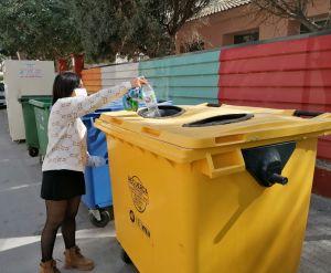 Rafal incrementa en un 63% el reciclaje de envases ligeros en los contenedores amarillos durante el último año