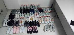 La Policía Local de Redován se incauta de calzado y prendas de vestir falsificadas en un puesto del mercado