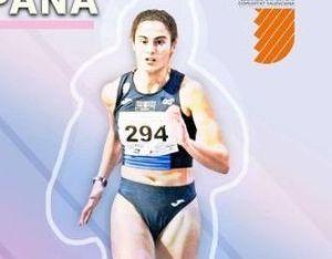 La oriolana Carmen Marco, atleta de cartel