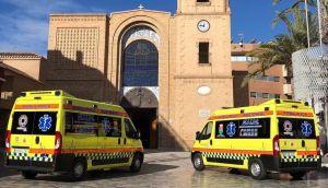 Pilar de la Horadada agiliza el protocolo de vacunación al poner a disposición del Centro de Salud sus dos ambulancias municipales