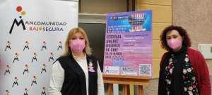 Mancomunidad Bajo Segura, entidad colaboradora del II Festival Online Mujeres de Cine con motivo del 8M