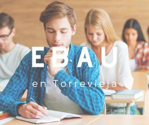 Torrevieja se convierte en sede de uno de los tribunales para la realización de la EBAU