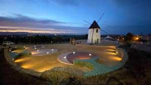 Rojales restaura el histórico Molino de Viento y acondiciona su zona perimetral