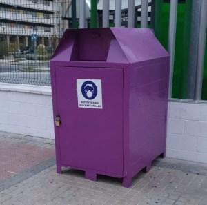Sueña Torrevieja plantea la instalación de contenedores exclusivos para depositar las mascarillas usadas
