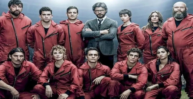 Bella Ciao Confirman quinta temporada de la Casa de Papel  Diario de Morelos