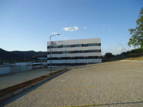 Nova sede tem área de 3.324,23 m². Foto: UPE/Divulgação.