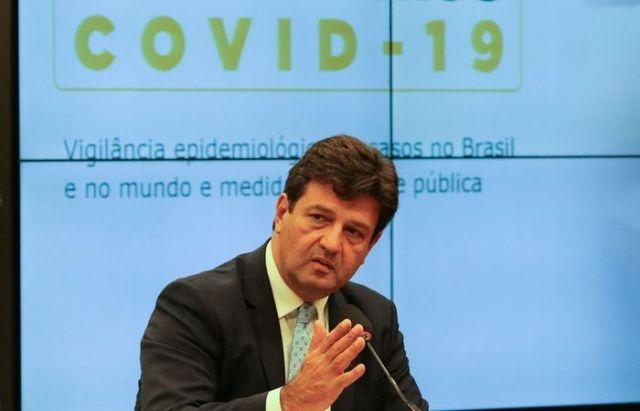 Para o ministro, muitos dos casos hoje registrados ainda têm sido confirmados com atraso de duas semanas (Foto: Fabio Rodrigues Pozzebom/Agência Brasil)