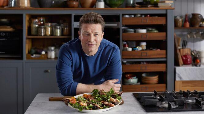 Jamie Oliver regresa a Canal Cocina desde Italia