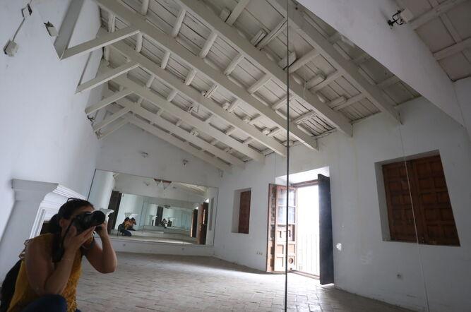 Habitación en la que se supone que nació Diego Velázquez.