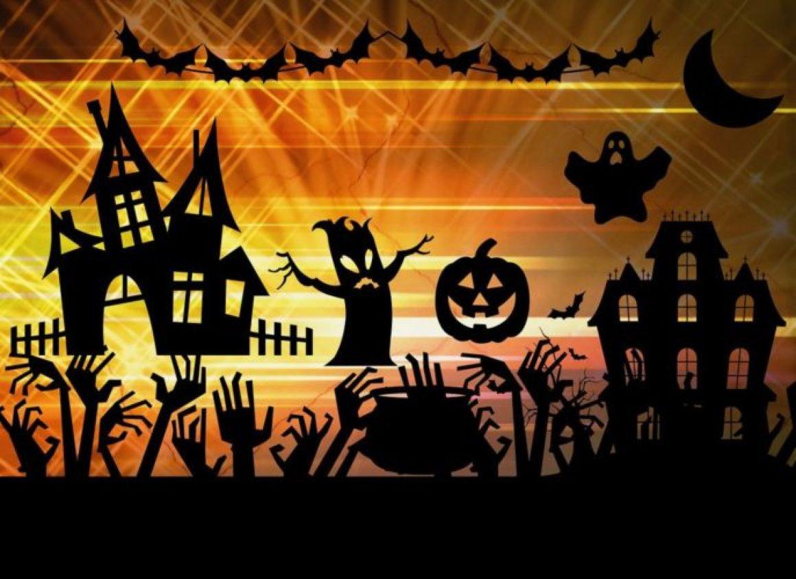 Diario de una maratón - Halloween