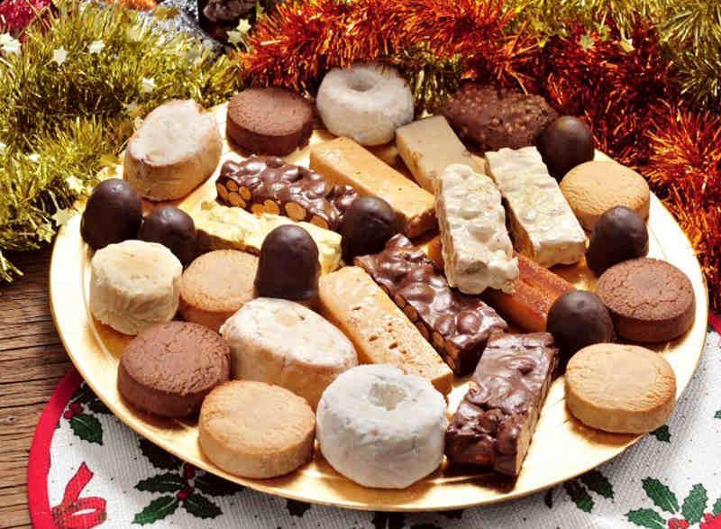 Turrones de Navidad
