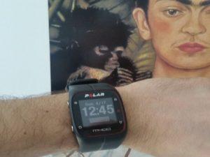 Poar M400 reloj con GPS