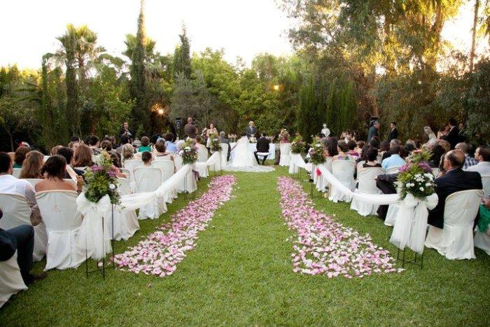 Ceremonia Civil en Cortijo mi Ranchito