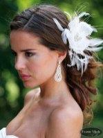 Tocados de novia