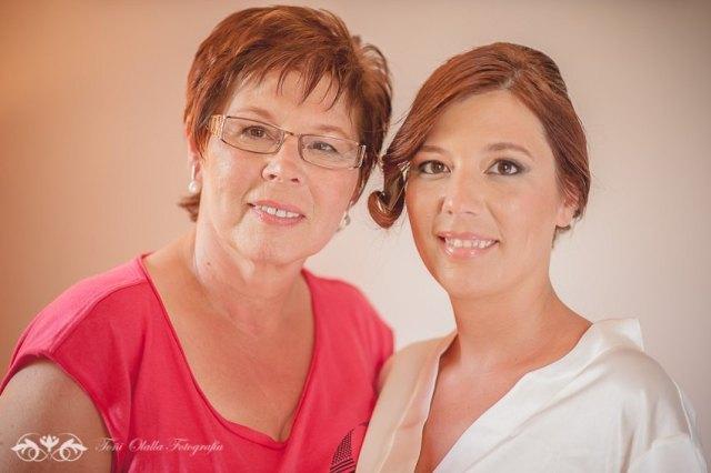 madre y novia