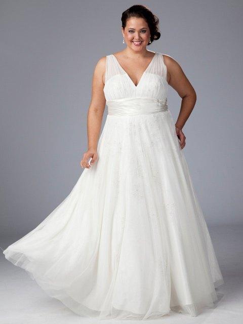 5 consejos para novias con tallas grandes - diario de una novia
