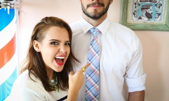 Como anudar una corbata