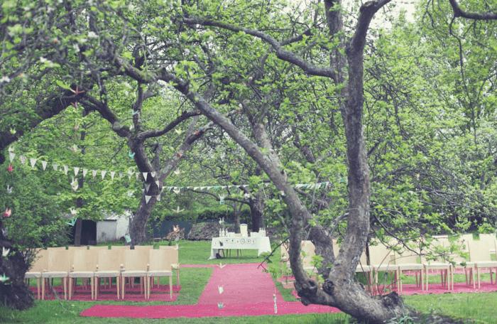 Decoracion DIY boda
