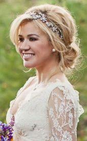 Tocado de novia tiara