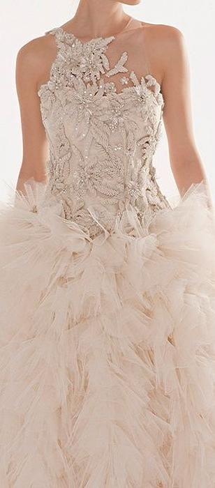 vestido de novia Paolo Sebastian