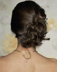 peinados para fiestas