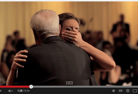 butterfly kisses - Un Baile Sorpresa en Memoria de su Padre