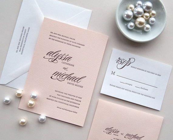 1619 00 tarjetia invitaciones boda dailysipstudios jpg - ¿Puedo poner el numero de cuenta en la invitación?