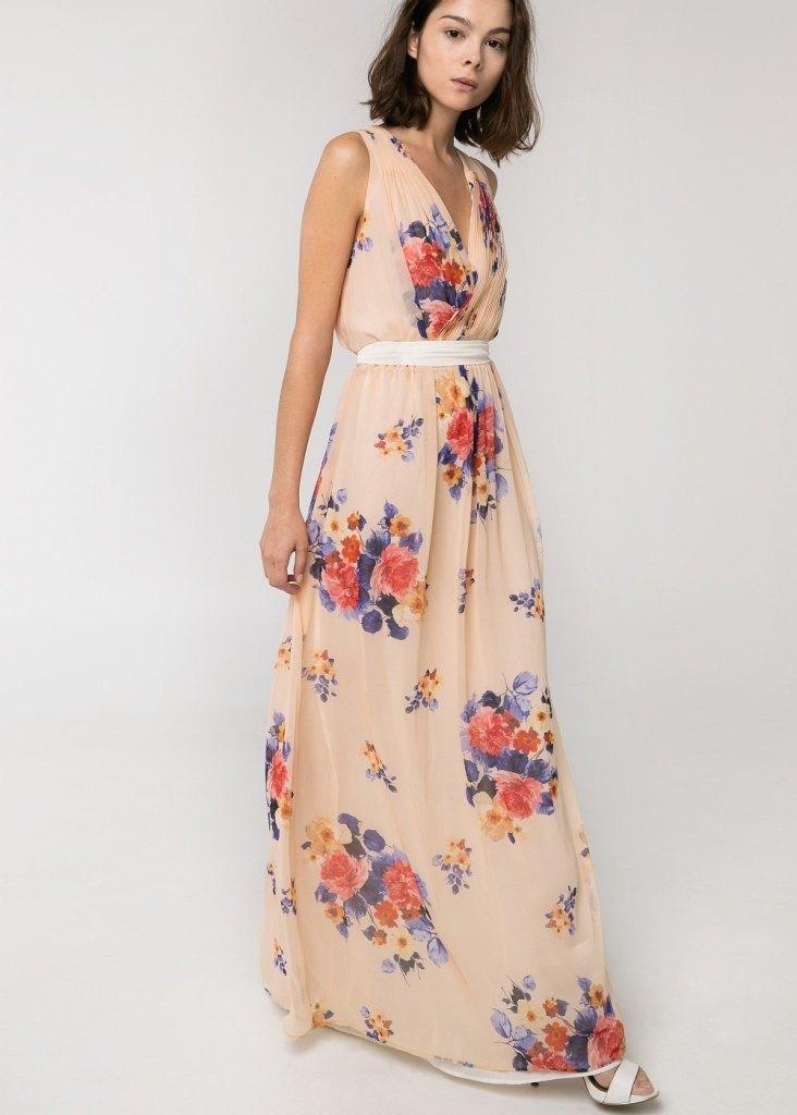Vestido estampado floral 89.99€