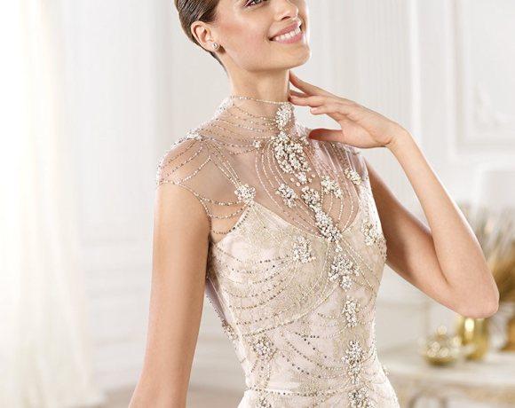 vestidos de novia sexis Pronovias
