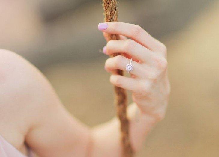 pre boda inspirada en San Valentin compromiso