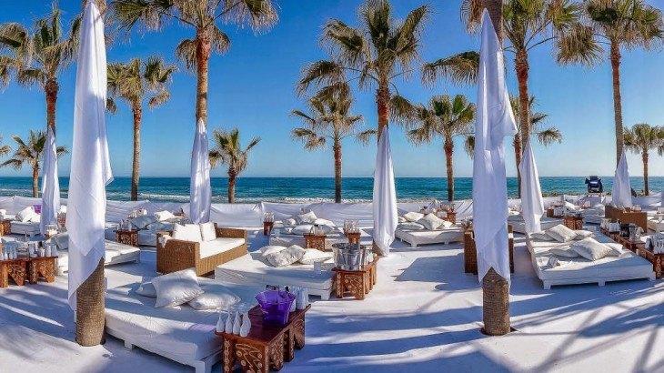 Boda en Niki Beach