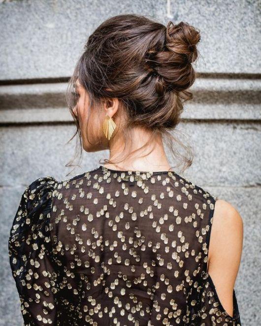Peinados para bodas desenfadados para invitadas y novias (3)