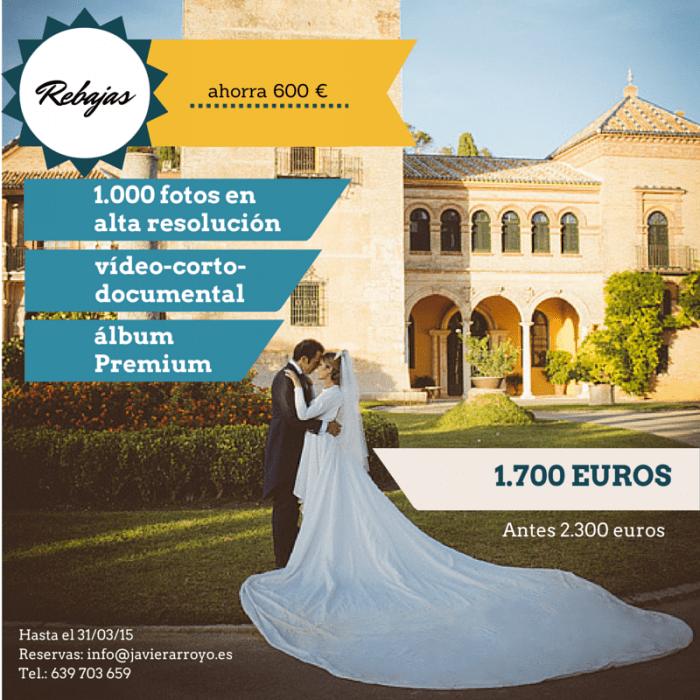 Promocion reportaje de bodas Javier Arroyo