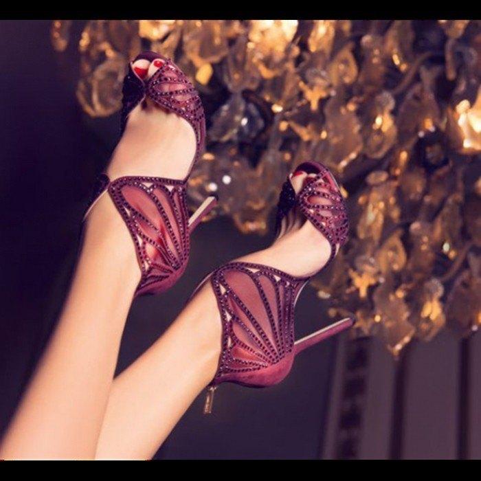 zapatos invitadas jimmy choo (ir de bodas)