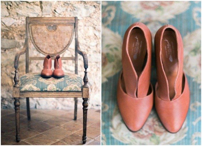 Boda Bohemia en Sitges Preparativos novia
