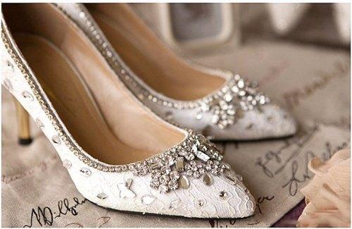 Consejos para Elegir tus Zapatos de Novia - Diario de una Novia 8b6b916f3f3