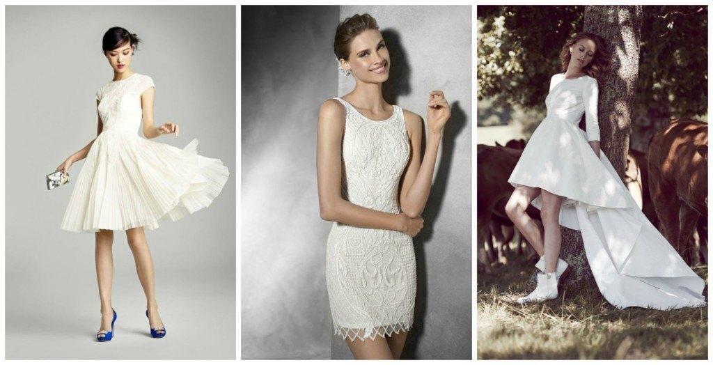 Vestidos via Pinterest, Pronovias, Delphine Manivet