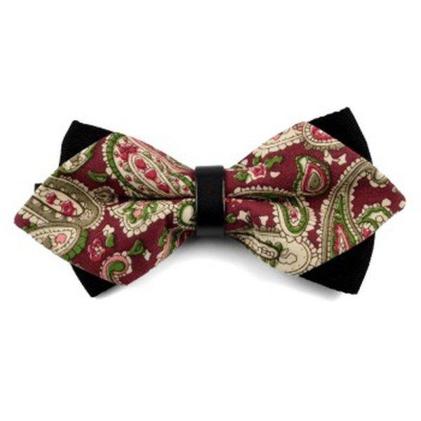 corbatas y pajaritas hipsters retro