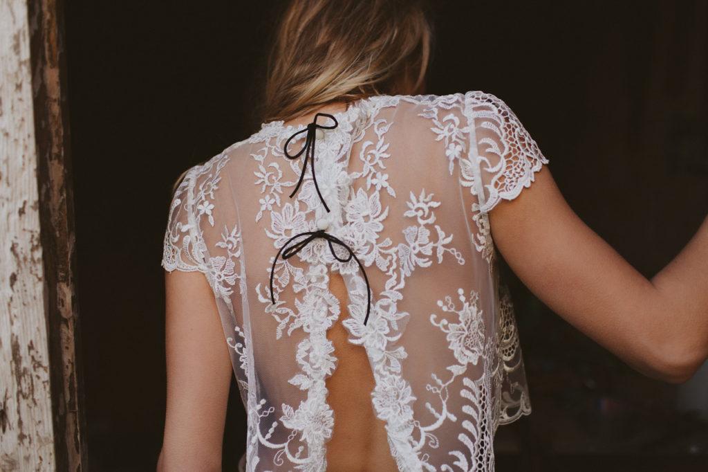 Vestido de Novia Bohemio Immacle Tanger 13