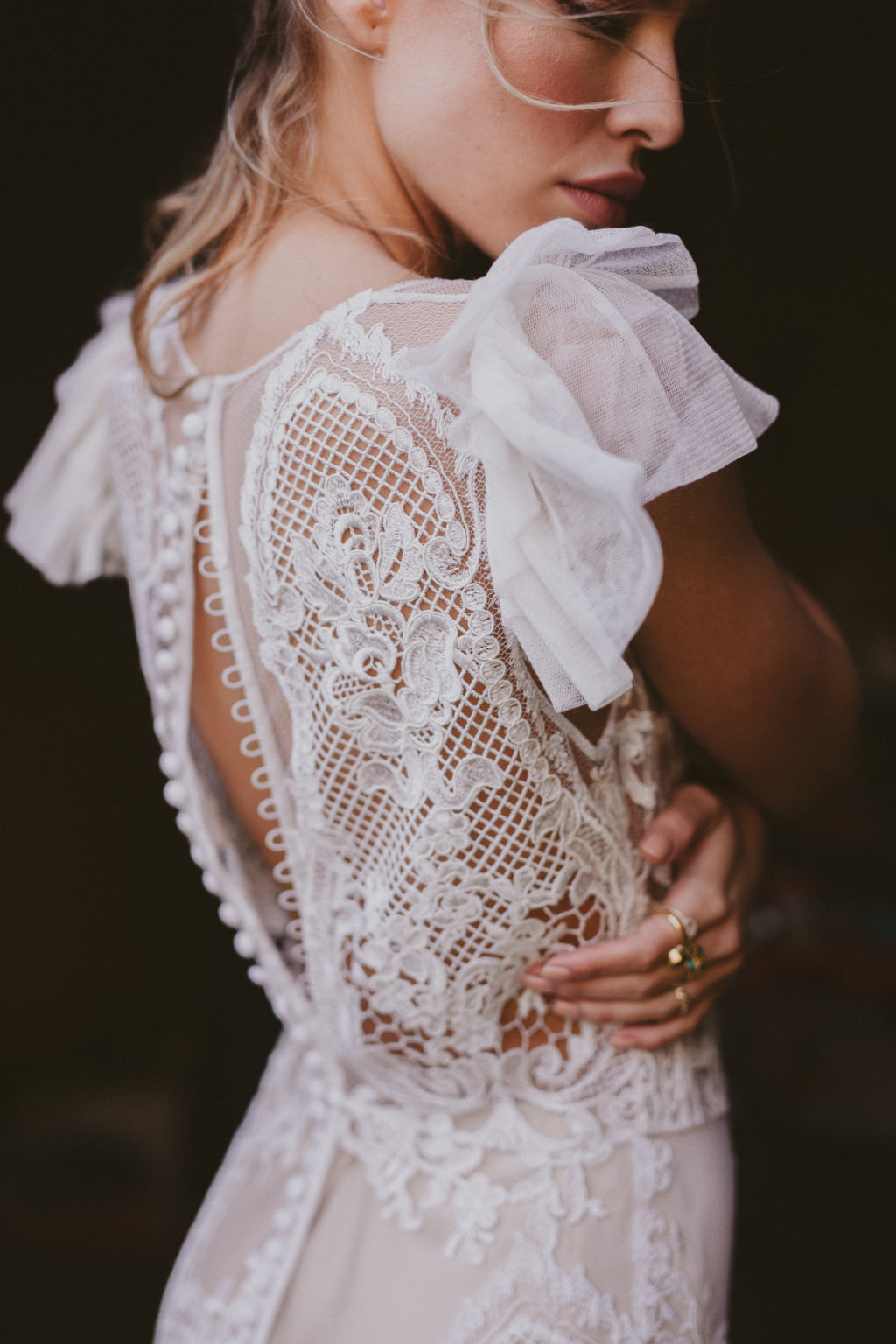 Vestido de Novia Bohemio Immacle Tanger 25