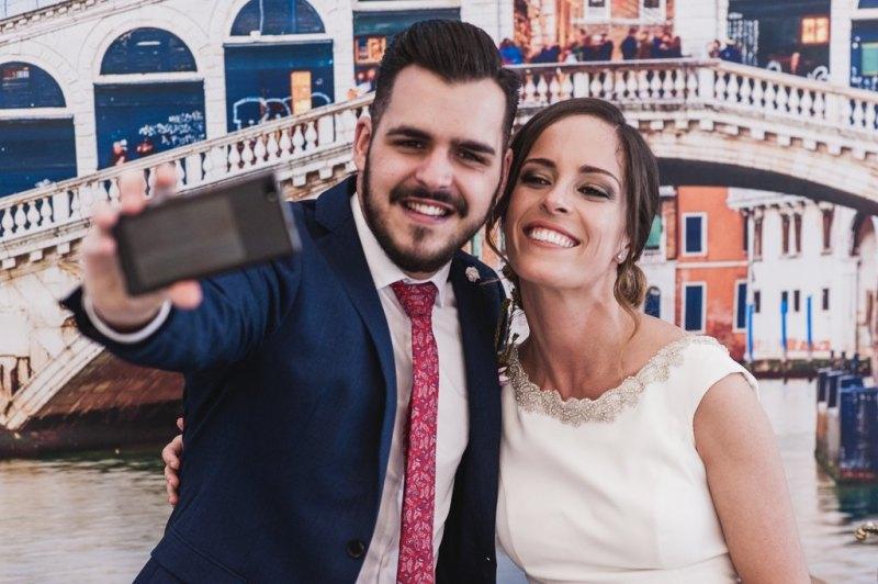 103 - La Divertida Boda de Rocio y Javier en Villa Luisa