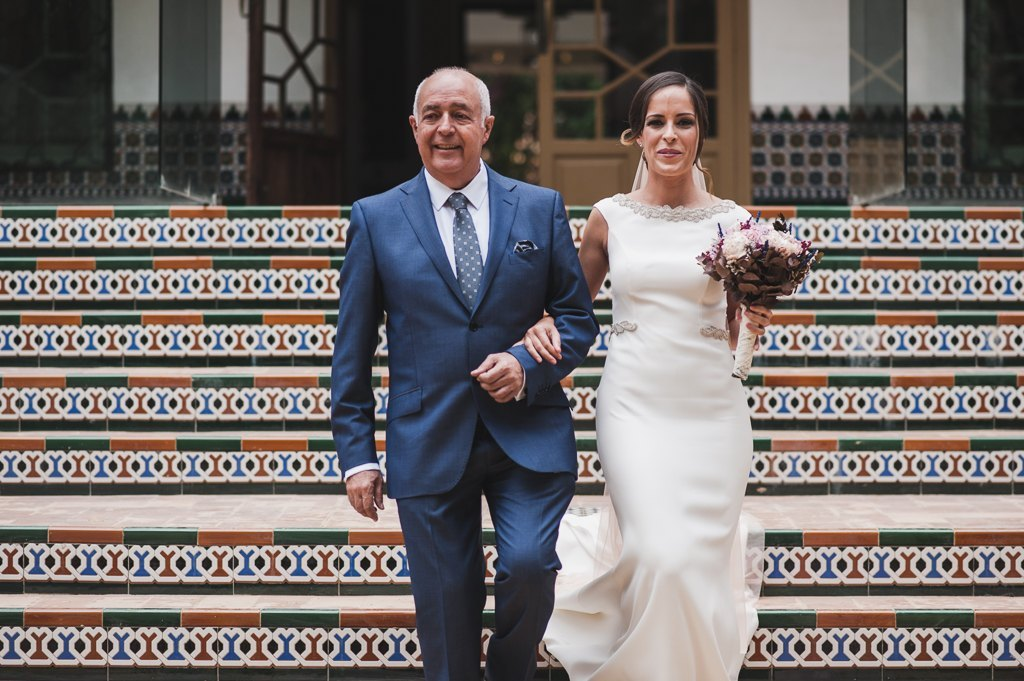 52 - La Divertida Boda de Rocio y Javier en Villa Luisa