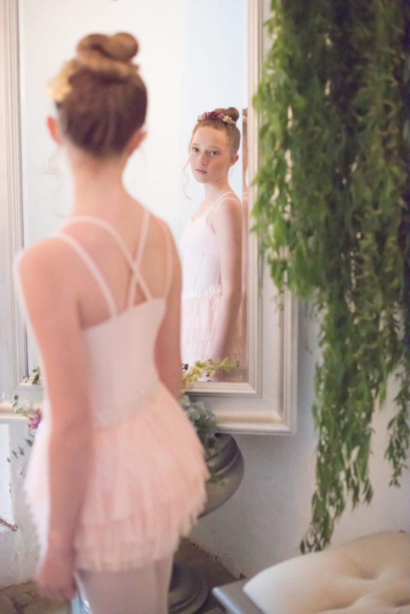 Bailarina 1 - El Sueño de una Novia Bailarina